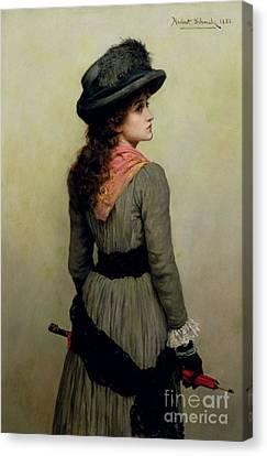 Carmichael  Canvas Print by MotionAge Designs