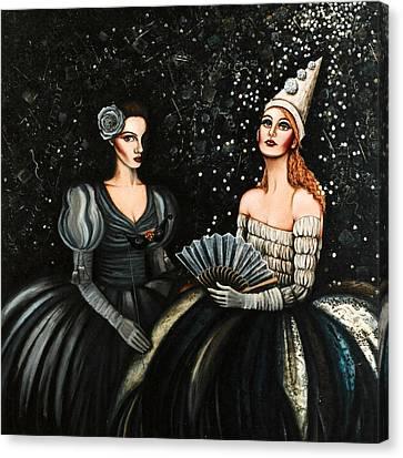 Carnival Canvas Print by Graciela Bello