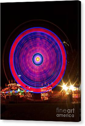 Carnival Hypnosis Canvas Print by James BO  Insogna