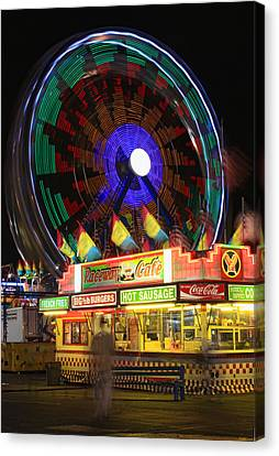 Carnival Canvas Print by James BO  Insogna