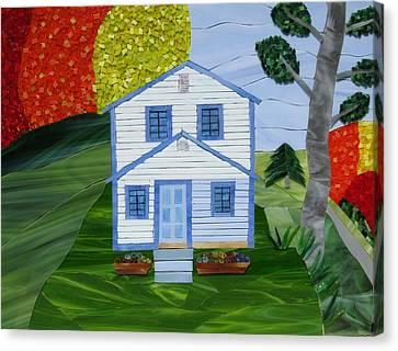 Carolina Jewel Canvas Print by Charles McDonell