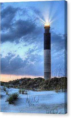 Carolina Perfect Canvas Print by JC Findley