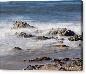 Carpinteria Beach, Ca Canvas Print