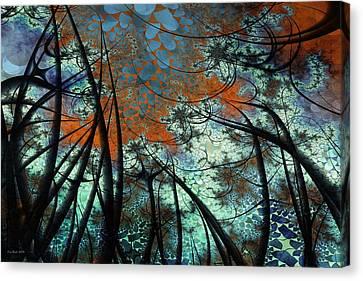 Carr1 Canvas Print by Kim Redd