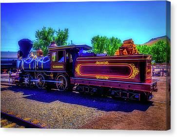 Carson City Glenbrook Locomotive Canvas Print
