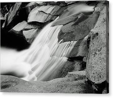 Cascade 2 Canvas Print by Allan McConnell