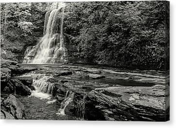 Cascades Waterfall Canvas Print
