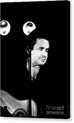 Canvas Print featuring the photograph Cash by Paul W Faust - Impressions of Light