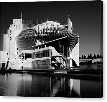 Canvas Print - Casino Montreal by Juergen Weiss