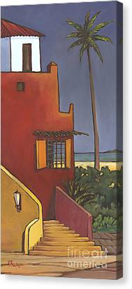 Spanish House Canvas Print - Casita I by Paul Brent