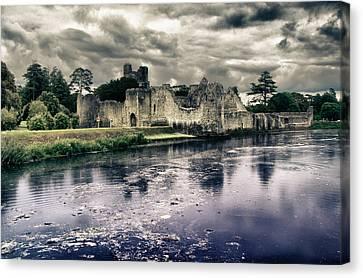 Castle Desmond Adare County Limerick Ireland Canvas Print by Joe Houghton