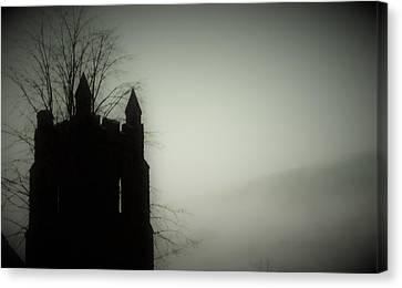 Castle Tower Canvas Print by Joyce Wasser