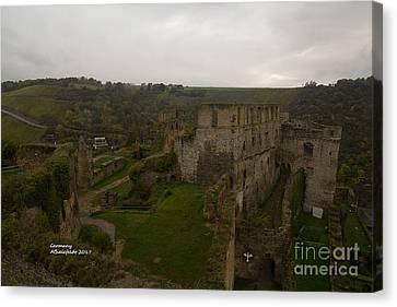 Canvas Print - Castles by April Bielefeldt