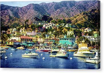 Catalina Express  View Canvas Print