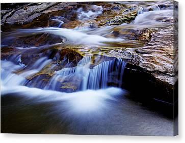 Cataract Falls Canvas Print by Chad Dutson