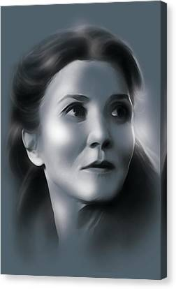 Catelyn Stark Canvas Print