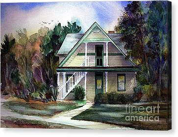 Catherine's House Canvas Print
