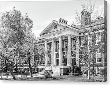 Cedar Crest College Blaney Hall Canvas Print