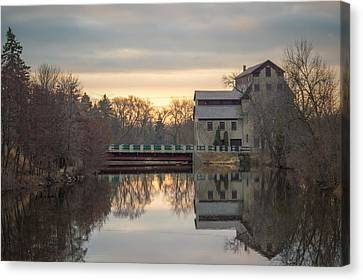 Cedarburg Mill Canvas Print
