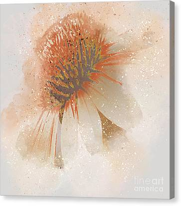 Celebrate His Goodness Canvas Print by Beverly Guilliams