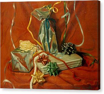 Celebration Canvas Print by Constance Drescher
