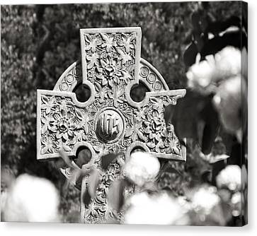 Celtic Cross I Canvas Print