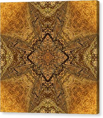 Celtic Mandala Abstract Canvas Print