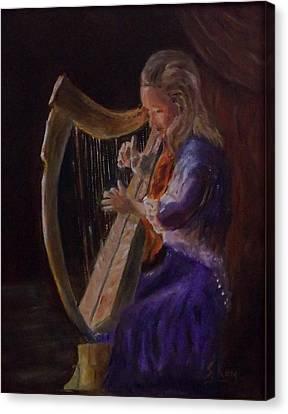 Celtic Canvas Print