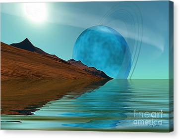 Cestus Canvas Print by Corey Ford