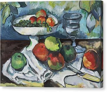 Cezanne Canvas Print