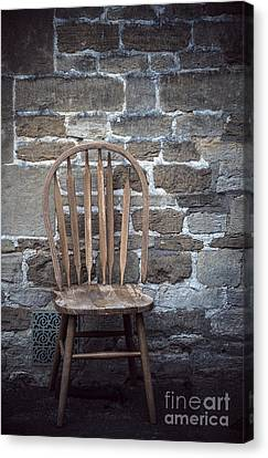 Chair Canvas Print by Svetlana Sewell
