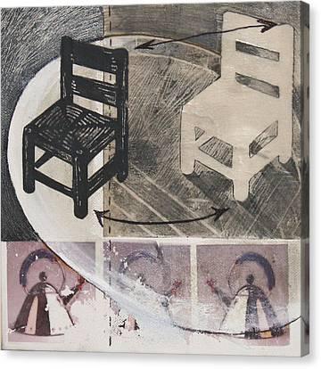 Chair Xi Canvas Print