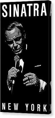 Chairman Of The Board Canvas Print by Dan Menta