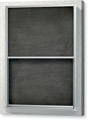 Chalk Board Render Canvas Print by Allan Swart