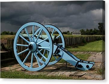Chalmette Battlefield - New Orleans, La  Canvas Print by Paul Michaels
