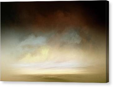 Chamber Of Clarity Canvas Print by Lonnie Christopher