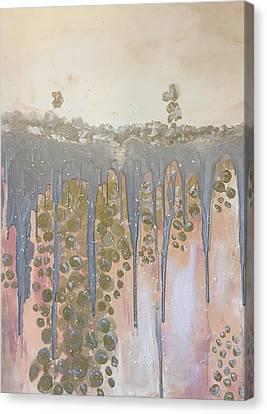 Champaigne Canvas Print