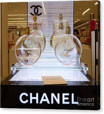 Tolan Canvas Print - Chanel Chance 2 by To-Tam Gerwe