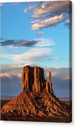 Changing Sky II Canvas Print