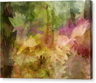 Chaos Canvas Print by Sandy Belk