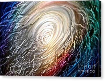Chaos Theory Canvas Print by Kerry Krueger
