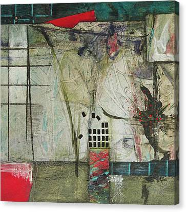 Canvas Print - Chaotic Comforts by Laura Lein-Svencner