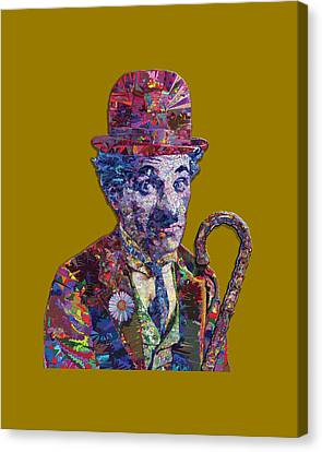 Chapster 3 T Canvas Print