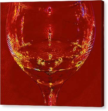 Chardonnay Canvas Print by John Stuart Webbstock