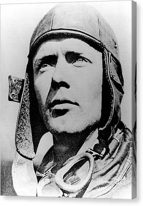 Charles Lindbergh, American Aviator Canvas Print by Science Source