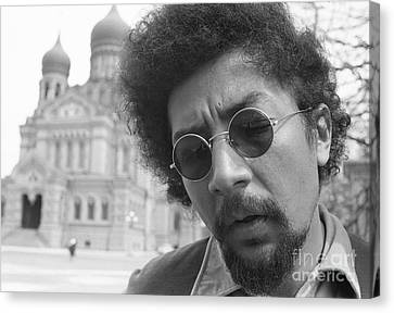 Charles Lloyd Canvas Print by The Harrington Collection