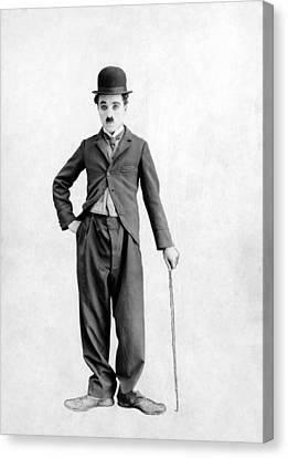 Charlie Chaplin, 1925 Canvas Print by Everett