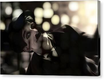 Charlie Chaplin  Canvas Print