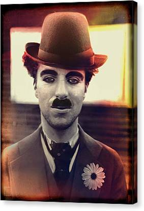 Charlot Lights And Warm Feelings Canvas Print