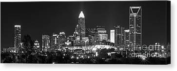 Charlotte - Spring 2017 Canvas Print by Brian Young